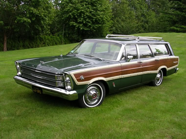 Ford Country Squire Parts