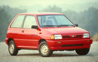 Ford Festiva Parts