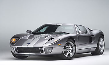 Ford GT Parts