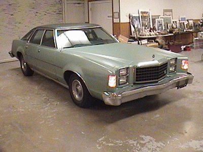 Ford LTD II Parts