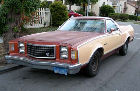 Ford Ranchero Parts | Tailgate